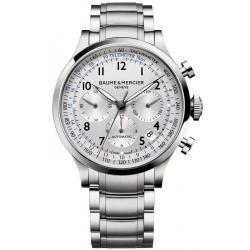 Comprar Reloj Hombre Baume & Mercier Capeland 10064 Cronógrafo Automático