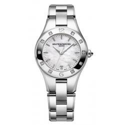 Comprar Reloj Mujer Baume & Mercier Linea 10071 Diamantes Madreperla Quartz