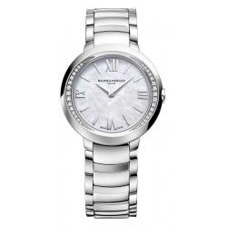 Comprar Reloj Mujer Baume & Mercier Promesse 10160 Diamantes Madreperla Quartz