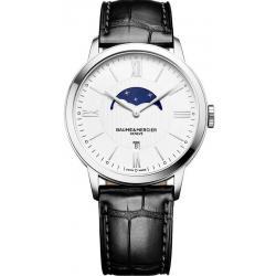 Comprar Reloj Hombre Baume & Mercier Classima 10219 Moonphase Quartz