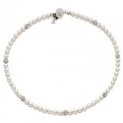 Comprar Collar Mujer Boccadamo Perle GR497 Swarovski
