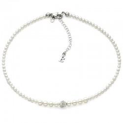 Collar Mujer Boccadamo Perle GR501 Swarovski
