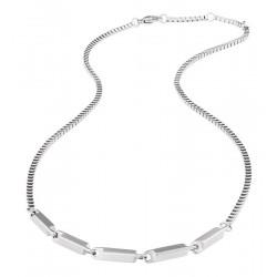 Comprar Collar Hombre Breil Cube TJ1842