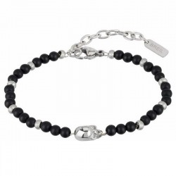 Comprar Pulsera Hombre Breil Black Onyx TJ2406