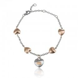 Comprar Pulsera Mujer Breil Kilos Of Love TJ2727 Corazón
