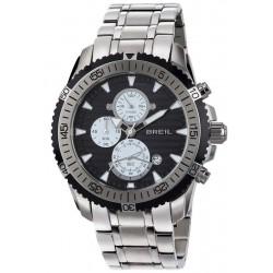 Reloj Hombre Breil Ground Edge TW1506 Cronógrafo Quartz