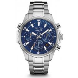 Comprar Reloj Hombre Bulova Marine Star 96B256 Cronógrafo Quartz