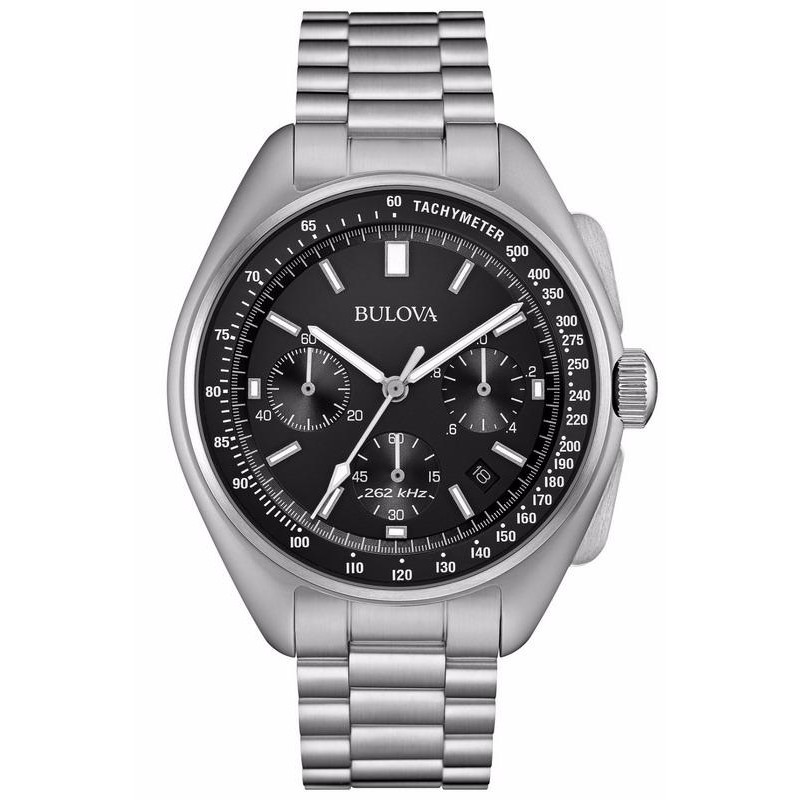 2a7b7acb465 Reloj Hombre Bulova Moon Precisionist 96B258 Cronógrafo Quartz ...