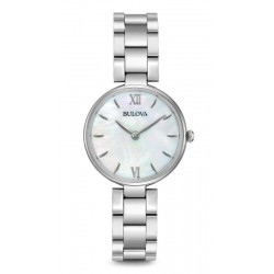 Comprar Reloj Mujer Bulova Dress 96L229 Madreperla Quartz