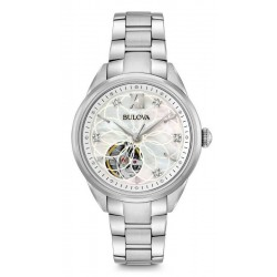 Comprar Reloj Mujer Bulova Classic 96P181 Diamantes Madreperla