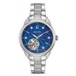 Comprar Reloj Mujer Bulova Classic 96P191 Diamantes Madreperla Quartz