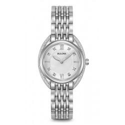 Comprar Reloj Mujer Bulova Curv Diamonds 96R212 Diamantes Quartz