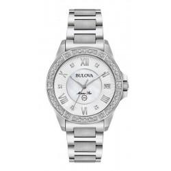 Comprar Reloj Mujer Bulova Marine Star 96R232 Diamantes Madreperla Quartz