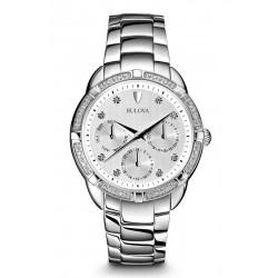 Comprar Reloj Mujer Bulova Diamonds 96W195 Diamantes Quartz