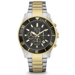 Comprar Reloj Hombre Bulova Marine Star 98B249 Cronógrafo Quartz