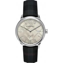 Comprar Reloj Burberry Hombre The Classic Round BU10008