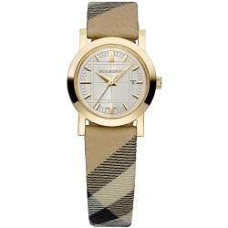 Comprar Reloj Burberry Mujer The City Nova Check BU1399