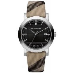 Reloj Burberry Hombre The City Nova Check BU1772