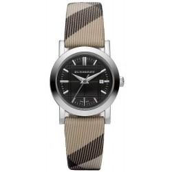 Comprar Reloj Burberry Mujer The City Nova Check BU1773