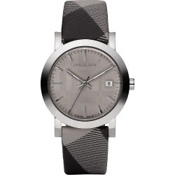 Reloj Burberry Unisex The City Nova Check BU1774