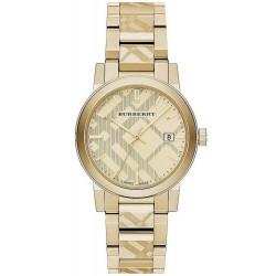 Comprar Reloj Burberry Mujer The City BU9038