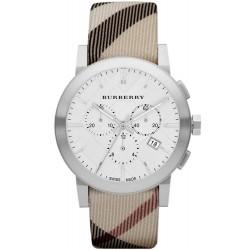 Reloj Burberry Hombre The City Nova Check BU9357 Cronógrafo
