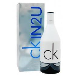 Comprar Perfume Hombre Calvin Klein CK IN2U Him Eau de Toilette EDT 100 ml
