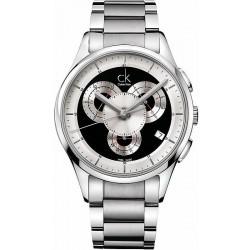 Comprar Reloj Calvin Klein Hombre Basic K2A27104 Cronógrafo