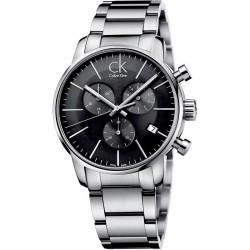 Comprar Reloj Calvin Klein Hombre City K2G27143 Cronógrafo