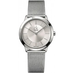Reloj Calvin Klein Mujer Minimal K3M22126