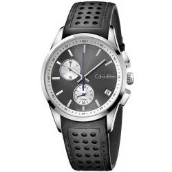 Comprar Reloj Calvin Klein Hombre Bold K5A371C3 Cronógrafo