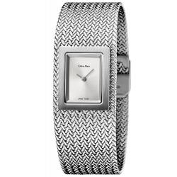Comprar Reloj Calvin Klein Mujer Mesh K5L13136