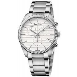 Comprar Reloj Calvin Klein Hombre Alliance K5R37146 Cronógrafo