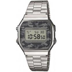 Reloj Unisex Casio Vintage A168WEC-1EF