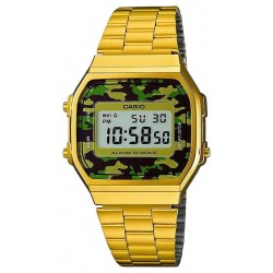 Comprar Reloj Unisex Casio Vintage A168WEGC-3EF