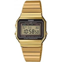 Comprar Reloj Unisex Casio Vintage A700WEG-9AEF