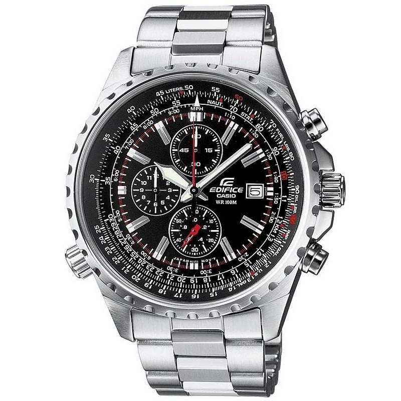 038561aaf43 Reloj Hombre Casio Edifice EF-527D-1AVEF Cronógrafo - Crivelli Shopping