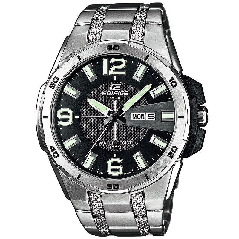 539babf6f3b Reloj Hombre Casio Edifice EFR-104D-1AVUEF Analog - Crivelli Shopping