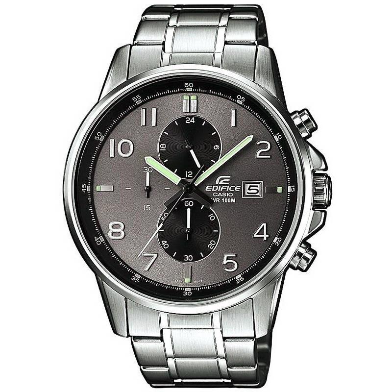 f4ee9f92d99 Reloj Hombre Casio Edifice EFR-505D-8AVEF Cronógrafo - Crivelli Shopping