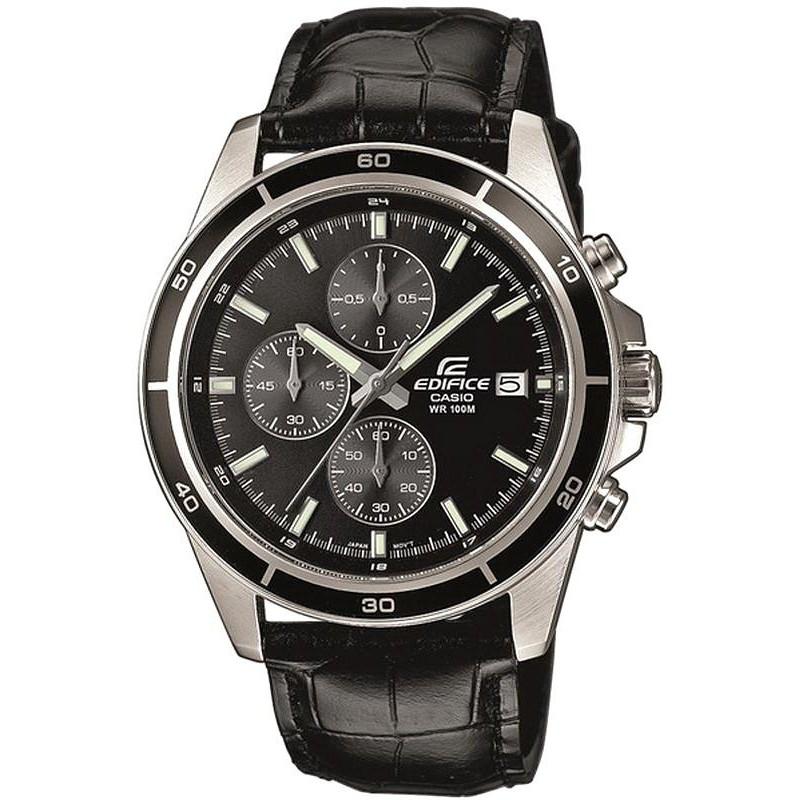 f9178f7e8b1 Reloj Hombre Casio Edifice EFR-526L-1AVUEF Cronógrafo - Crivelli ...
