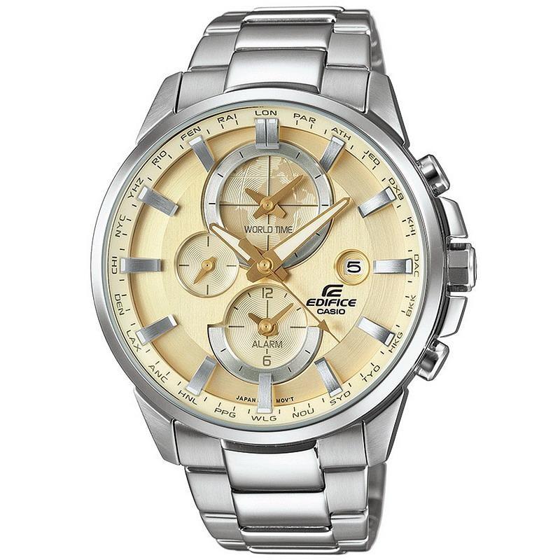 82775b11ffe Reloj Hombre Casio Edifice ETD-310D-9AVUEF Cronógrafo Multifunción Analog