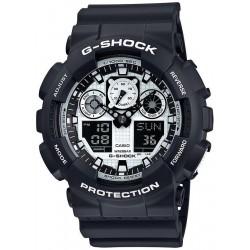 Comprar Reloj Hombre Casio G-Shock GA-100BW-1AER