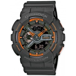 Comprar Reloj Hombre Casio G-Shock GA-110TS-1A4ER Multifunción Ana-Digi