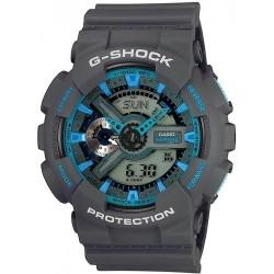 Comprar Reloj Hombre Casio G-Shock GA-110TS-8A2ER Multifunción Ana-Digi