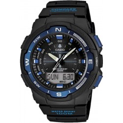 Reloj Hombre Casio Collection SGW-500H-2BVER Multifunción Ana-Digi