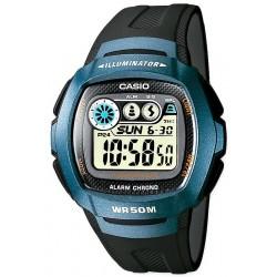 Reloj Hombre Casio Collection W-210-1BVES Multifunción Digital
