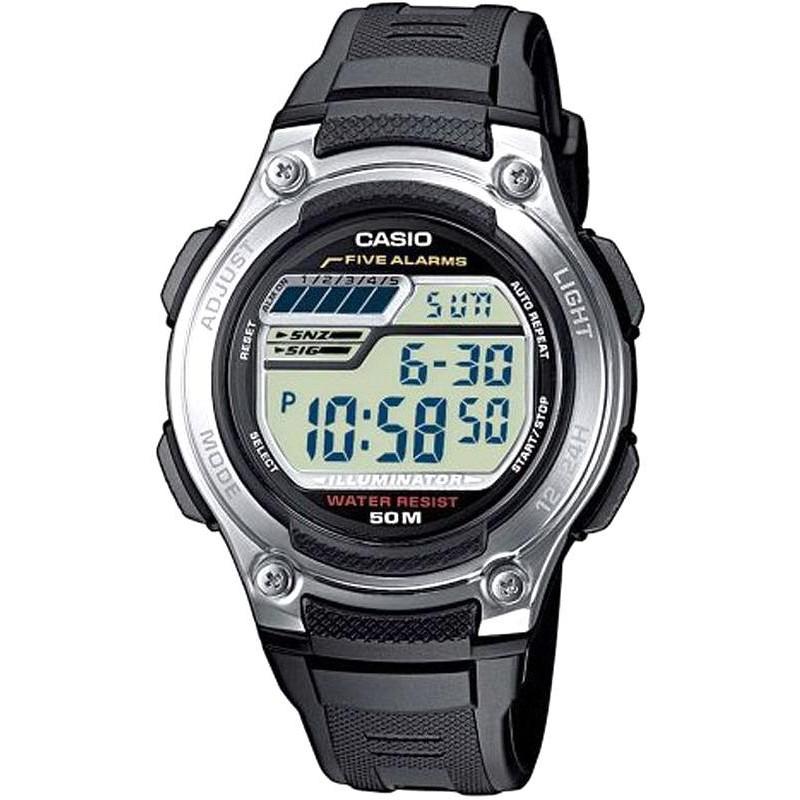 Reloj Hombre Casio Collection W 212H 1AVES Multifunción Digital