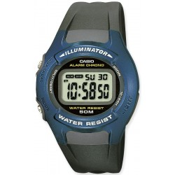 Reloj Hombre Casio Collection W-43H-1AVES Multifunción Digital