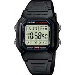 Reloj Hombre Casio Collection W-800H-1AVES