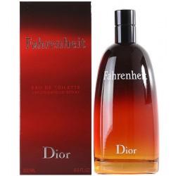 Perfume Hombre Christian Dior Fahrenheit Eau de Toilette EDT 200 ml
